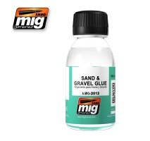 A.MIG-2012 - SAND & GRAVEL GLUE