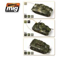 A.MIG-7119 - WARGAME US ARMOR SET