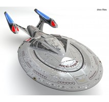 AMT 853 - Star Trek U.S.S. Enterprise NCC1701-E