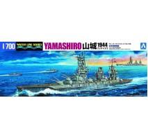 AOSHIMA 02513- 1:700 I.J.N. Japanese Battleship YAMASHIRO 1944