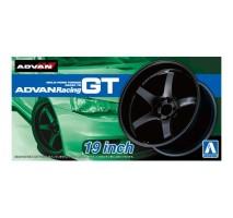 AOSHIMA 05330 - 1:24 ACCESSOIRES - Advan Racing GT 19inch