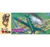 AOSHIMA 51924 - 1:72 Kawanishi N1K1-Jb Shiden Type 11