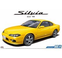 AOSHIMA 56790 - 1:24 Nissan S15 Silvia Spec.R '99