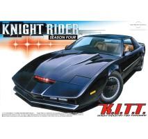 AOSHIMA 04130- 1:24 Knight Rider Knight 2000 K.I.T.T. Season IV