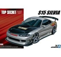 AOSHIMA 05355 - 1:24 Nissan Silvia S15 Topsecret