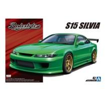 AOSHIMA 05451 - 1:24 Nissan Silvia S15 Rodextyle