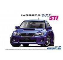 AOSHIMA 05235 - 1:24 Subaru Impreza WRX STI
