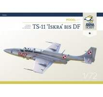 ARMA HOBBY AH70004 - 1:72 PZL TS-11 Iskra Model Kit
