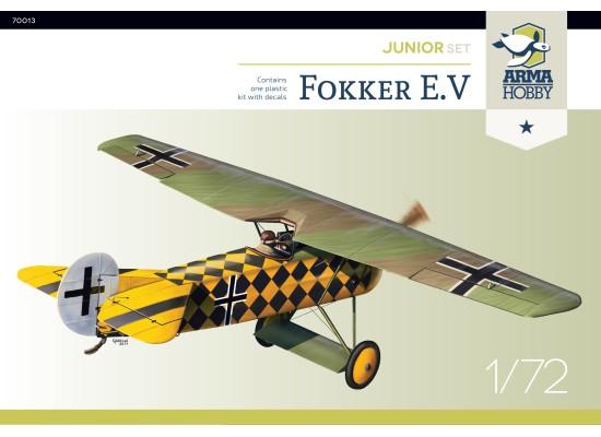 ARMA HOBBY AH70013 - 1:72 Fokker E.V Junior set
