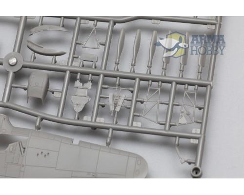 ARMA HOBBY AH70021 - 1:72 Hurricane Mk I Trop Model Kit