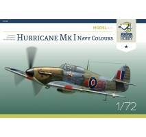 ARMA HOBBY AH70022 - 1:72 Hurricane Mk I Navy Colours Model Kit