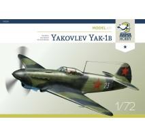 ARMA HOBBY AH70028 - 1:72 Yakovlev Yak-1b Model Kit
