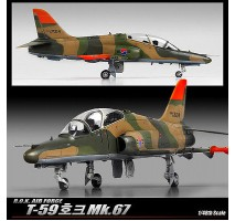Academy Macheta avion ROK Airforce T -59 Hawk Mk.67 1:48