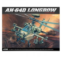 Academy 12268 - 1:48 AH-64D LONG BOW