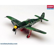"Academy 12439 - 1:72 FW-190D ""PAPAGEI STAFFEL"" OOP"