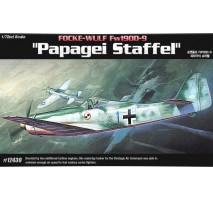 "Academy 12439 - Fw-190 D9 ""Papagei Staffel"" 1:72"