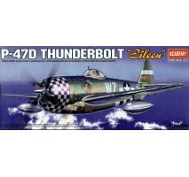 Academy 12474 - 1:72 P-47D THUNDERBOLT EILEEN