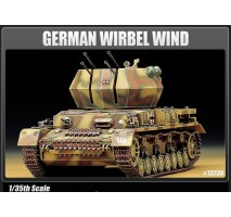 Academy 13236 - 1:35 PANZER IV WIRBELWIND