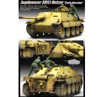 Academy 13278 - 1:35 HETZER EARLY PRODUCTION
