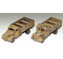 Academy 13404 - 1:72 GERMAN CARGO TRUCK OPEL (early or late)