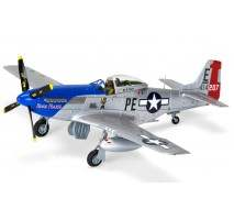 Airfix A01004A - 1:72 North American P-51D Mustang 1:72 - New livery
