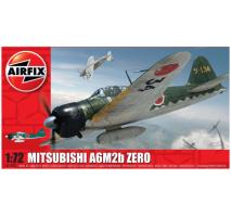 Airfix 01005 - 1:72 Mitsubishi A6M2b Zero
