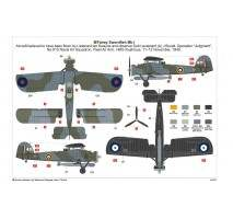 Airfix A04053A - 1:72 Fairey Swordfish Mk.I - New livery