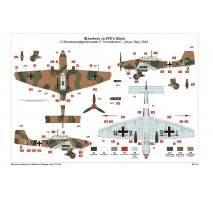 Airfix A07115 - 1:48 Junkers JU87B2/R-2 Stuka