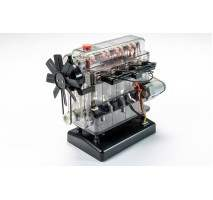 Airfix A42509 - Airfix Engineer Internal Combustion Engine - Working Model with Light