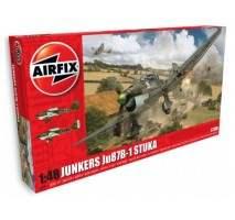 Airfix 07114 - Junkers JU-87 B1 Stuka 1:48