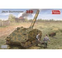 Amusing Hobby - 1:35 38D 280mm Sturmmörser