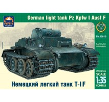 ARK Models AK35015 - 1:35 Pz.Kpfw.I Ausf.F German light tank