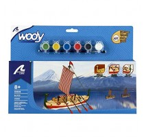 Artesania 30506 - Drakkar - Viking Boat - Junior Collection