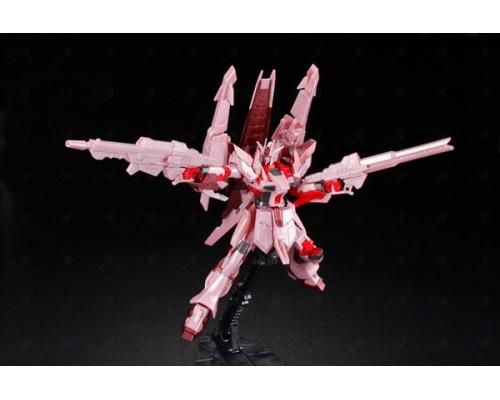 Bandai - 1:144 HGBF HI-NU Gundam Vrabe Amazing Ver. The Crimson Comet