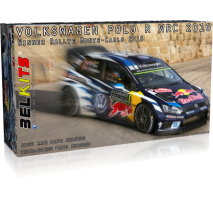 BELKITS 011 - 1:24 VOLKSWAGEN POLO R WRC 2016