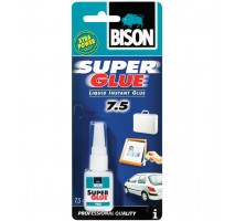 Bison - Super Glue Industrial 7.5 gr