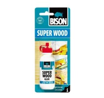 Bison - Super Wood D3 White Glue 75 gr