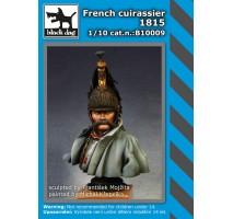 Black Dog - Bust rasina Frenchch cuirassier 1815 1:10