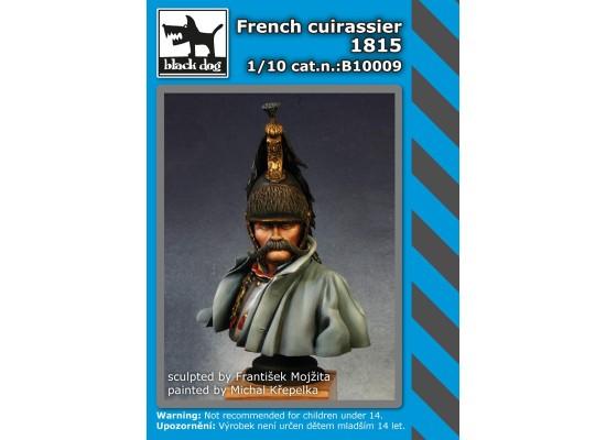 Black Dog - French cuirassier 1815 1:10