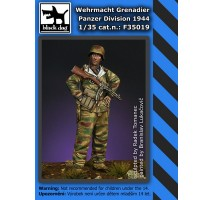 Black Dog - Wehrmacht grenadier 1944 1:35