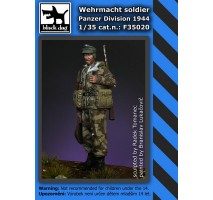 Black Dog - Wehrmacht soldier 1944 1:35