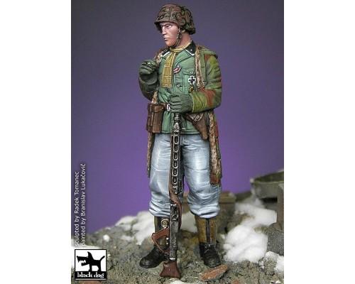 Black Dog - Leutnant grenadier Ardennes 1945 1:35