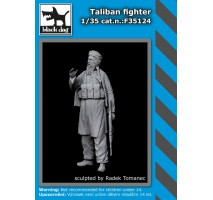 Black Dog - Taliban fighter 1:35