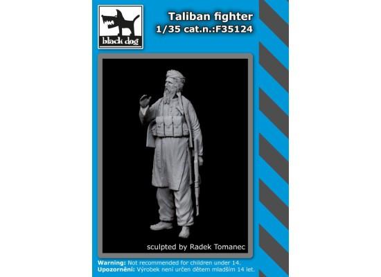 Black Dog - Taliban fighter 1:35