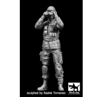 Black Dog - US modern tank crew N°1 1:35