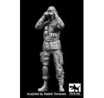 Black Dog - US modern tank crew N°1 1:35