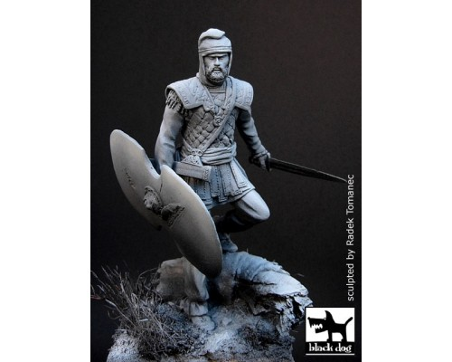 Black Dog - Persian warrior 75mm