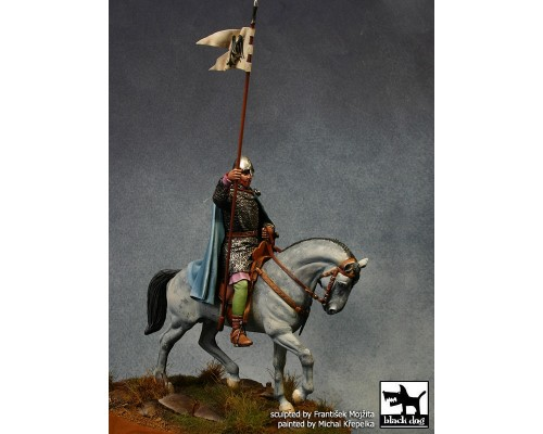 Black Dog - Norman Knight 75mm