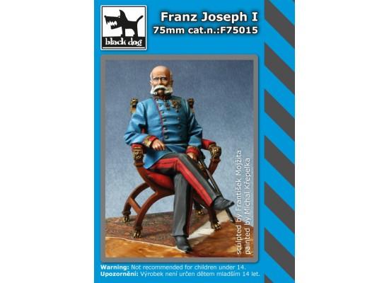 Black Dog - Franz Joseph I 75mm