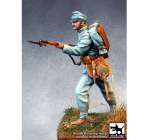 Black Dog - Soldat austro-ungar WW I 75mm